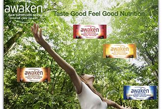 Awaken Energy Bars